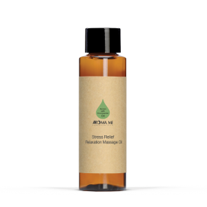 Stress Relief & Relaxation Massage Oil