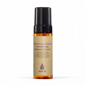Anti-Photoaging Multi-Vit Aromatherapy Cleansing Foamer
