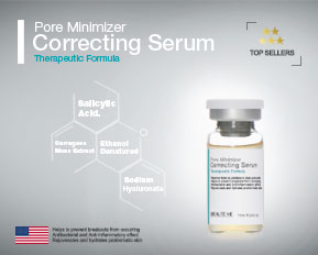 Pore Minimizer Correcting Serum